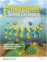 Environmental Science & Technology 期刊封面