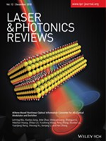 Laser & Photonics Reviews 期刊封面