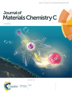 Journal of Materials Chemistry C 期刊封面