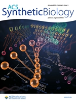 ACS Synthetic Biology期刊封面