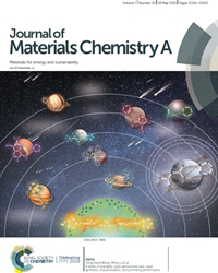 Journal of Materials Chemistry A 期刊封面
